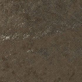 Amnesia - Taupe - A few small pale grey patches on a dark brown-grey viscose, cotton, polyester and polyamide blend fabric background