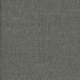 Morillo - Storm - Polyester, viscose and linen blend fabric made in a practical battlehsip grey colour