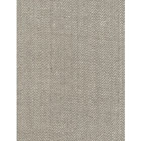 Chester - Linen - Plain silk fabric with grey colour