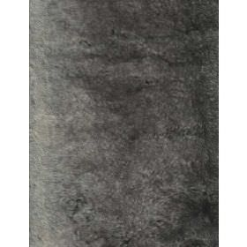 Hoxton - Smoke - Fabric mottled and blended in very dark grey