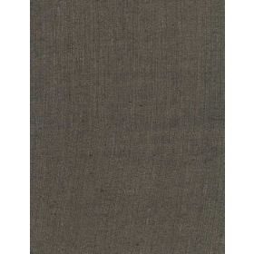 Imperial - Storm - Fabric made from unpatterned dark grey coloured linen