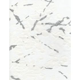 Nightingale - White And Silver - Grey highlights to very subtly patterned fabric in two almost identical shades of white