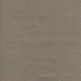Bardini - Dark Natural - Classic battleship grey coloured fabric made with a 100% linen content