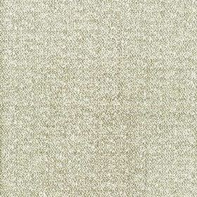 Toscana - Taupe - White viscose, cotton, linen and acrylic blend fabric scattered with very small steel grey coloured speckles