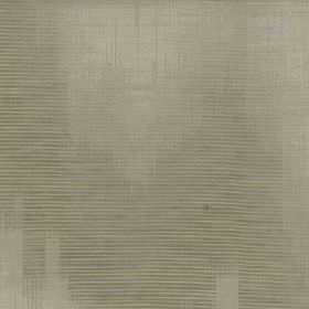 Aubrey - Natural - Thin horizontal lines creating a subtle, uneven, patchily coloured pattern on fabric made from two different materials