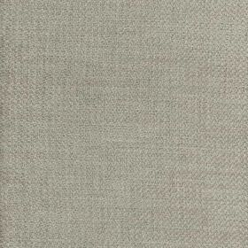 Bomore - Stone - Fabric blended from a combination of viscose, cotton, linen and polyester in a plain light silver-grey colour