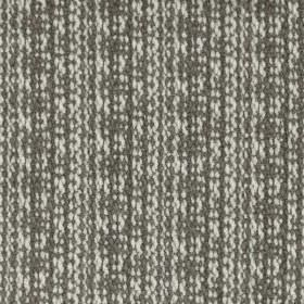 Chepstow - Charcoal - Iron grey and pale grey-white coloured threads woven into a fabric made from cotton, polyester and viscose