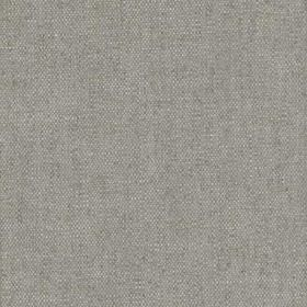 Ossington - Linen - Fabric woven using threads in two different shades of grey, with a mixed viscose and linen content