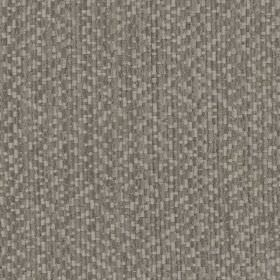 Peel - Taupe - Two different shades of grey making up dotted vertical lines in fabric blended from cotton, polyester and viscose