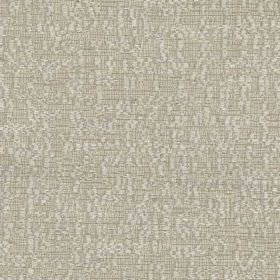 Talbot - Ecru - Light shades of grey making up a subtle speckled pattern on cotton, viscose, acrylic, linen and polyester blend fabric