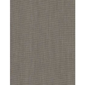 Aristotle - Taupe - Plain grey cotton fabric which has been woven with some cream-white threads