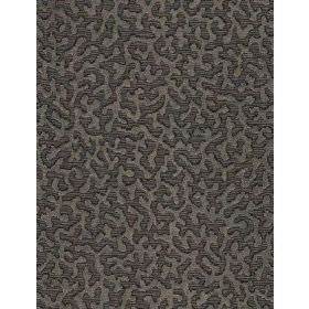 Courber - Charcoal - A random pattern on fabric, both in dark shades of grey