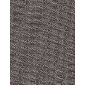 Durrell - Taupe - Busily patterned cotton fabric in very dark grey