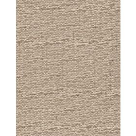 Durrell - Buiscuit - Patterned cream-brown coloured cotton fabric