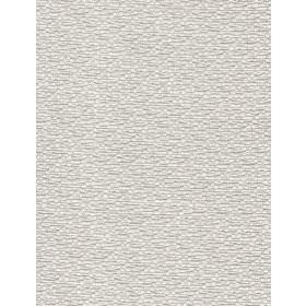 Durrell - Ivory - Cotton fabric in grey-white, with a small, busy pattern