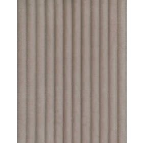 Hoffman - Fawn - Simply striped cotton fabric in two light shades of grey-beige