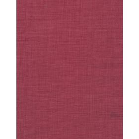 Rudge - 22 - Plain maroon fabric