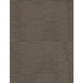 Ridge - Coffee - Plain fabric in dark brown