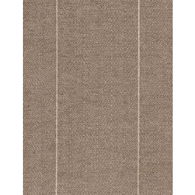 Rudder - Putty - Fabric in brown with white stripes