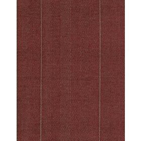 Rudder - Rust - Fabric in dark red with lighter stripe