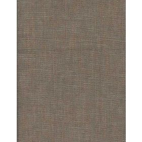 Shingle - Biscuit - Plain cotton in dark brown