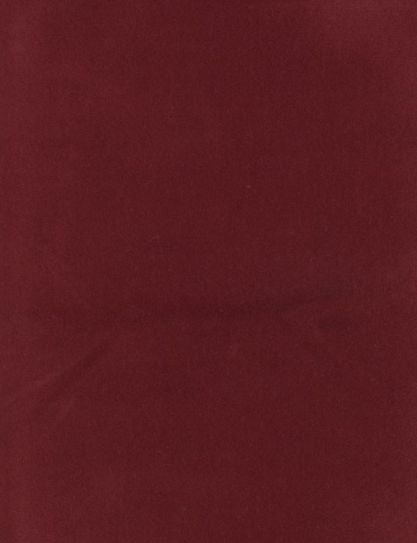 Caraiva - Paprika - Fabric made with a mixed cotton and polyester content in dark, elegant burgundy