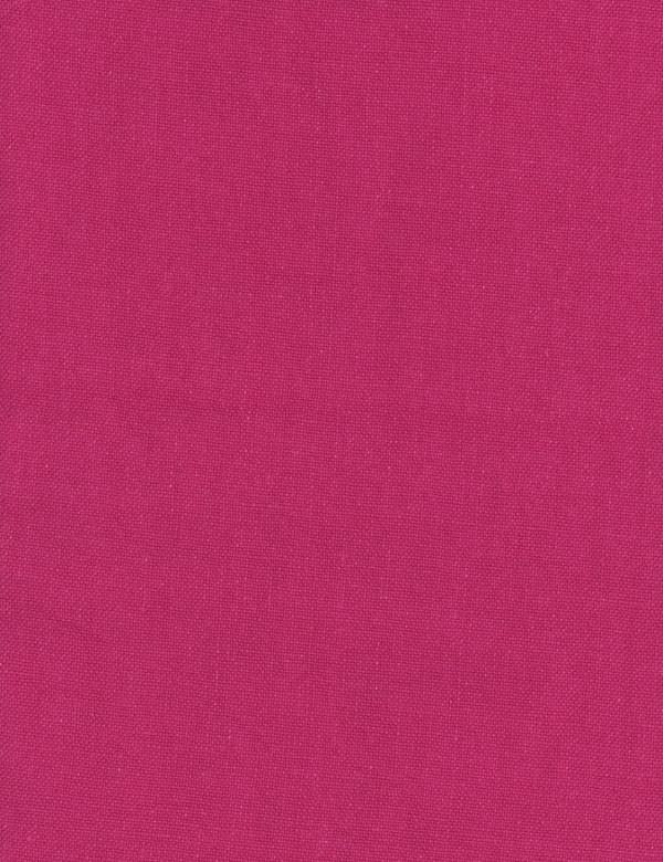 Piedra - Pink - Bright fucshia coloured fabric made from 100% linen