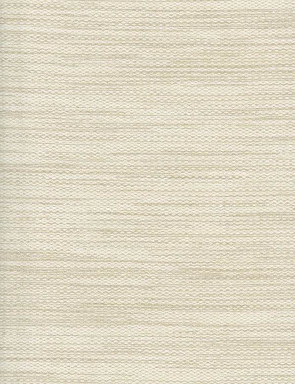 Turquino - Natural - Fresh cotton, acrylic, polyester and polyamide blend fabric woven with an elegant combination of light grey and ivory