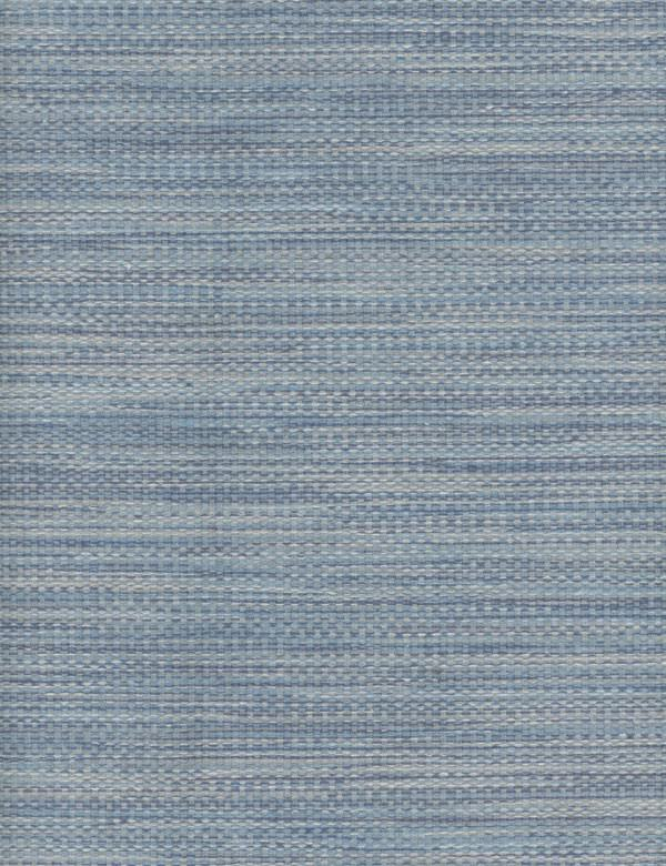 Turquino - Sky - Fabric woven from cotton, acrylic, polyester and polyamide using threads in various light, fresh shades of blue