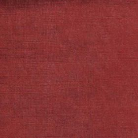 Gable - Red - Plain viscose, cotton and polyester blend fabric made in an indulgent shade of maroon