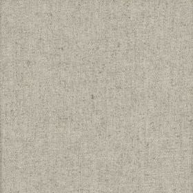 Ossington - Ecru - A few dark grey coloured flecks scattered over a pale grey viscose and linen blend fabric background