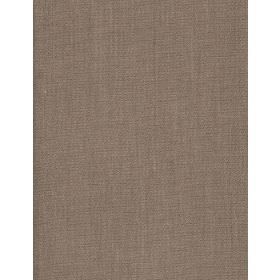 Bonhomme - Taupe - Plain linen fabric in brown