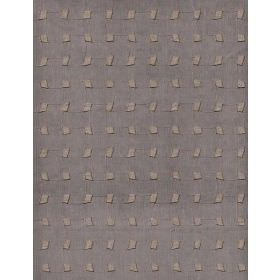 Marcello - Amethyst - Linen fabric in mauve with small dot pattern