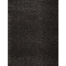 Strozzi - Choc Silver - Plain cotton fabric in dark grey
