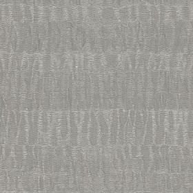 Bambu - Silver - Very subtle patterns covering linen and polyester blend fabric made in two similar shades of steel grey