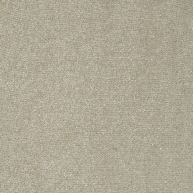 Glitter - Silver - Linen and polyester blend fabric made in a plain cement grey colour