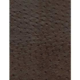 Stud - Chocolate - Plain fabric in dark brown