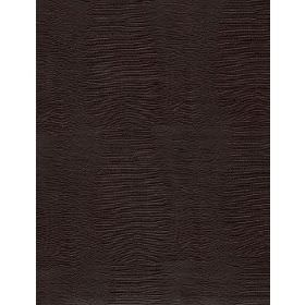 Iguana - Chocolate - Plain fabric in dark brown