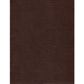 Iguana - Conker - Plain fabric in dark brown