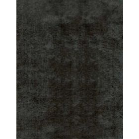 Bergman - Ebony - Plain fabric in black
