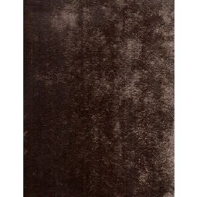 Bergman - Chocolate - Fabric with brown cloud-like pattern