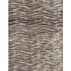 Zeppelin - Pearl - Fabric with cream background with dark grey streaks