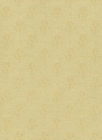 Ambleside Sprig - Corn - Very subtly patterned light creamy beige coloured fabric made entirely from cotton