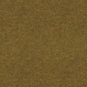 Elgar Wool Plain - Hemp Nettle - Golden brown and dark cocoa brown colours making up a patchy effect on fabric made from 100% wool