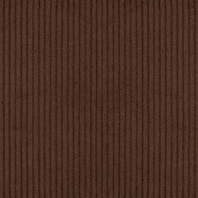 Dunsop Corduroy - Chocolate - Thin black lines running vertically down very dark grey coloured 100% cotton fabric