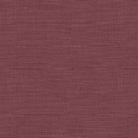 Downham - Bordeaux - Dusky Royal purple coloured 100% cotton fabric featuring very subtle purple-grey coloured horizontal streaks