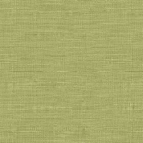 Downham - Celery - Fresh jade coloured fabric made from 100% cotton, featuring a very subtle horizontal streak effect