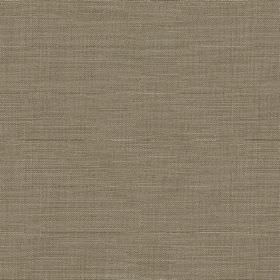 Downham - Mink - Fabric made from subtly horizontally streaked 100% cotton in shades of iron grey