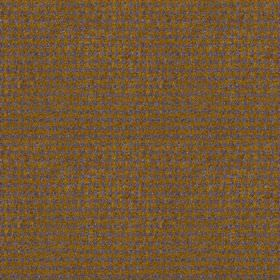 Harris Tweed Houndstooth - Winter Wheat - Fabric made from 100% wool, featuring a tiny, very subtle checkerboard style grid design in copper
