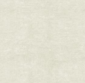 Ambleside Velvet - Chalk - Very subtly patterned fabric made from icy grey coloured 100% cotton